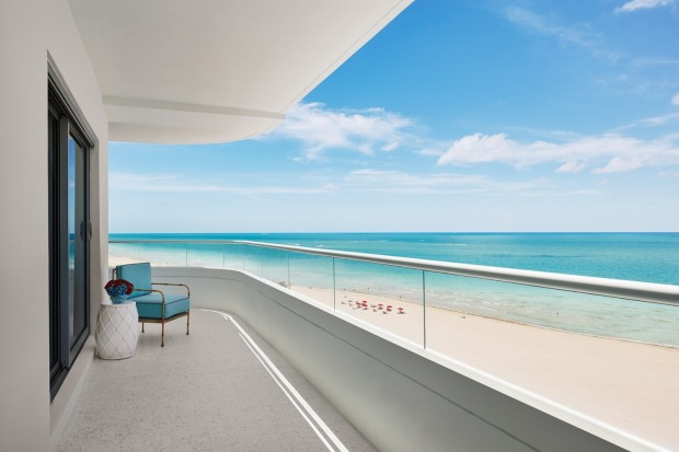 Faena Hotel Miami, Miami Beach, USA: Rooms have been designed by film director Baz Luhrmann and his ...