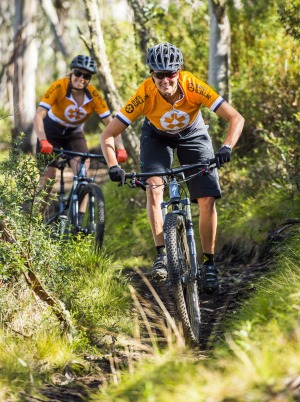 Bike Riding In Mount Buller Victoria Mountain Biking Not For The