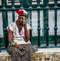 "From a very young age i've always thought that women look ""rough and masculine"" when they smoke. Not really a fan. I ..."