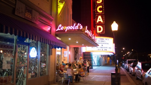 Leopold's by Chia Chong.