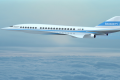 The Boom supersonic jet would reach speeds higher than 2300 km/h