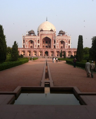 Humanyu's Tomb: After 200 years of neglect, it's finally been recognised as one of the world's most beautiful buildings.