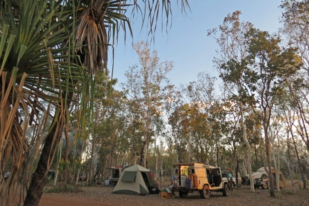 MT ELIZABETH: You need a sense of adventure and a good four-wheel-drive to explore this working cattle station halfway ...