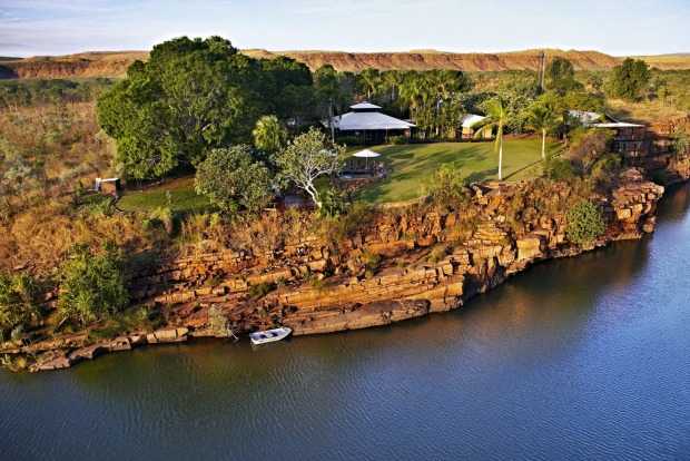 EL QUESTRO: The Kimberley's best-known station stay is a more than 400,000-hectare spread popular with tour groups and ...