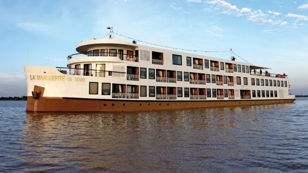 Get free flights with Mekong River cruise