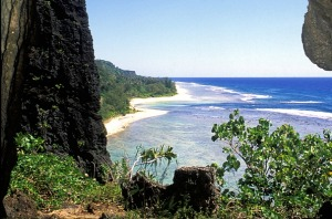 The island of Rurutu has jutting cliffs, fascinating caves and plenty of hiking trails, not to mention swimming with whales.