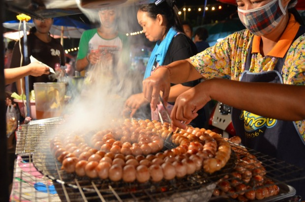 4. SAI KROG, THAILAND: Throughout the Isaan region of northern Thailand, as well as the larger markets in Bangkok, you ...