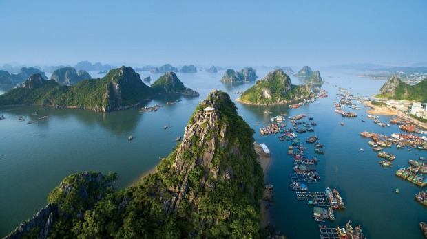 Cruising in Vietnam: Ha Long Bay is being loved to death