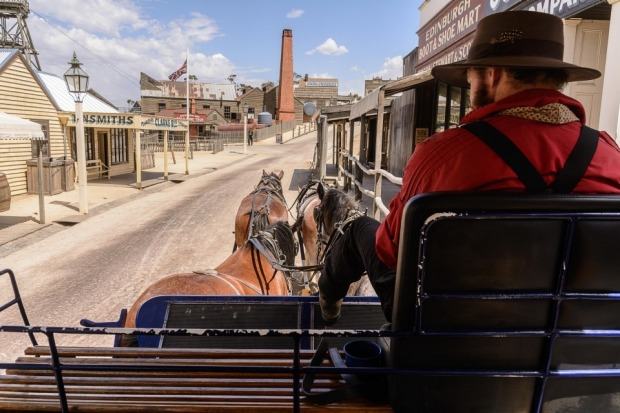 My wife and I spent our wedding anniversary traveling back in time at Sovereign Hill, Ballarat late last year. We stayed ...
