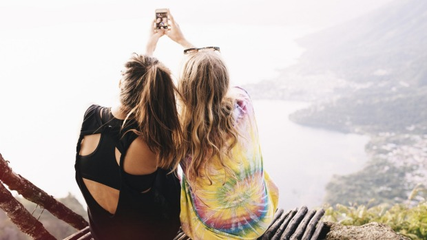 Selfie control: has the world gone mad?
