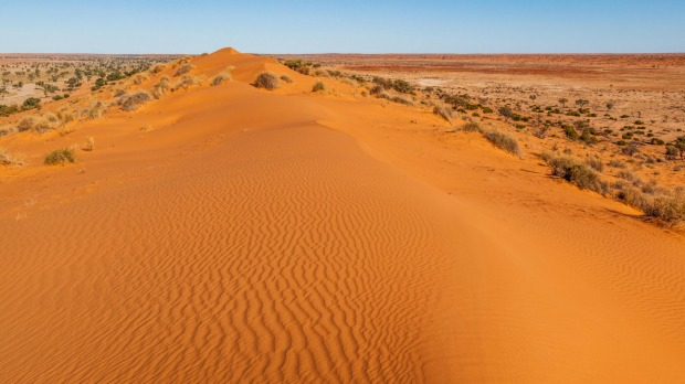 Driving Across The Simpson Desert How To Cross The World