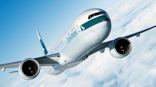 Flying aboard the Cathay Pacific Boeing 777-300ER was a very enjoyable experience.