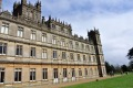 High-end: Highclere Castle.