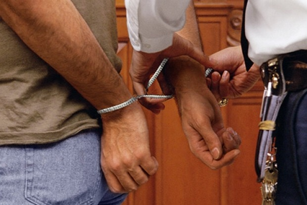 Handcuffs on planes: Known commercially as Tuff-Ties they're not unlike cable ties, although stronger and more flexible.