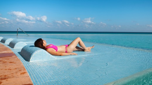 Holiday perfect: Picking the right hotel or resort can be hard work.
