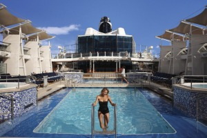 Celebrity Equinox. Celebrity Cruises' ships provide ample space and entertainment without the megaship overkill.