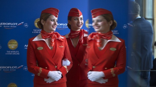 Russian airline has been accused of discriminating against certain flight attendants for their age and weight.