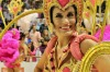 "Carnival at Gualeguaychu, Argentina, the ""Carnival of the Country"", is touted as the biggest float-parade outside Rio de ..."