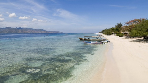 The Gili Islands are worth a visit.