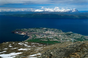 Narvik Airport. Found within the Arctic Circle in northern Norway, it came ninth in 2012. It was built in 1972 and ...