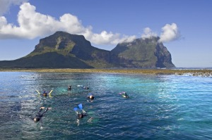 With wildlife to rival the Galapagos and spectacular coral reefs, Lord Howe Island is a nature-lover's paradise.