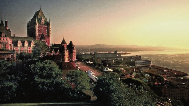 Quebec City is the jewel in the crown of French Canada with a gorgeous Old Town at its heart.