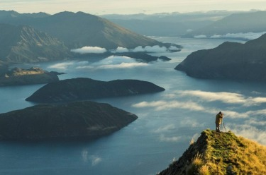 Top of the World. Recently as part of a guided photographic expedition to the South Island of New Zealand we took a ...