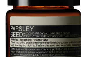 Aesop Parsley Seed Anti-oxidant Facial Hydrating Cream.