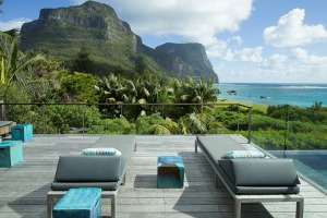 Capella Lodge, Lord Howe Island.