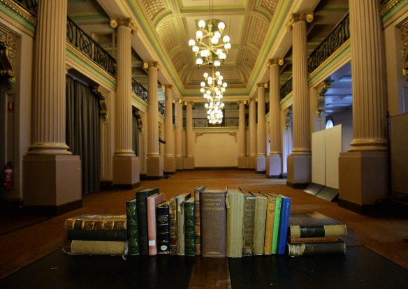 The State Library of Victoria.
