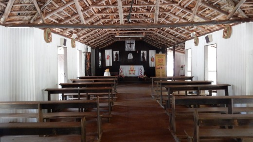 Lombadina Church.