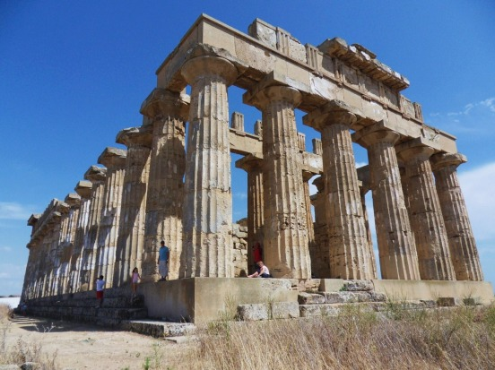 Selinunte, Castelvetrano, Italy: This city in southwest Sicily was destroyed by the Carthaginians around 250 BC and ...