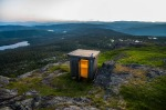 Rather than take a paper to read while you're doing your thing on the side of Norway's Jonsknuten mountain, you could ...