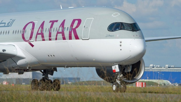 Qatar Airways' new Doha to Adelaide flights mark the first time the A350 has flown to Australia in commercial use.