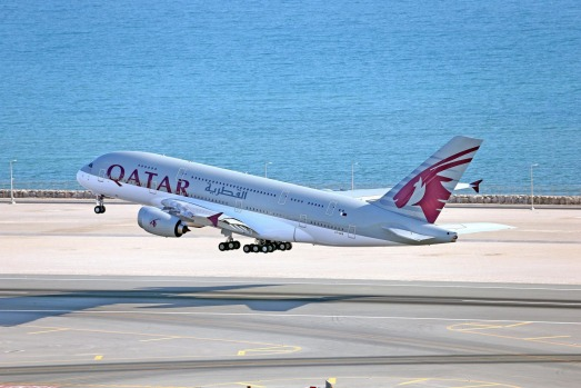 Qatar Airways was the launch customer for the A350.