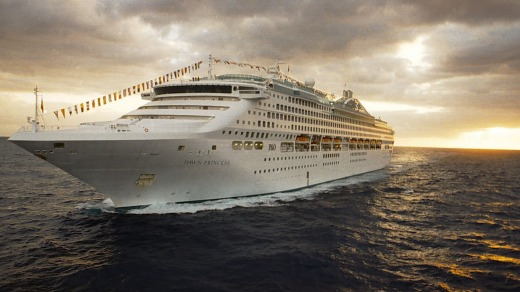 Dawn Princess.