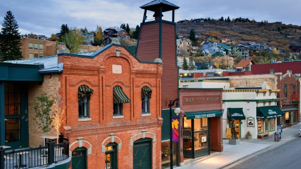 Park City's Main Street has 64 buildings on the National Registry of Historical Places, many dating back to its 1860s ...