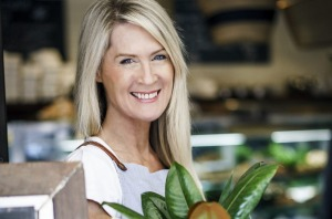 Simmone Logue has just released her first cookbook.