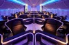 Virgin Australia's new business class cabin on board its Boeing 777.