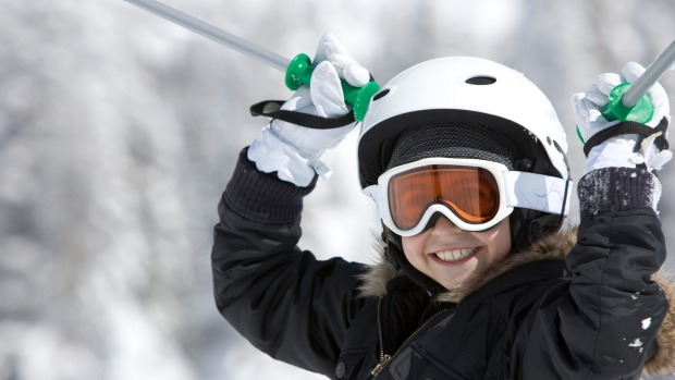 Once your kids take up the snow bug they will be skiing and boarding better than you do within moments.