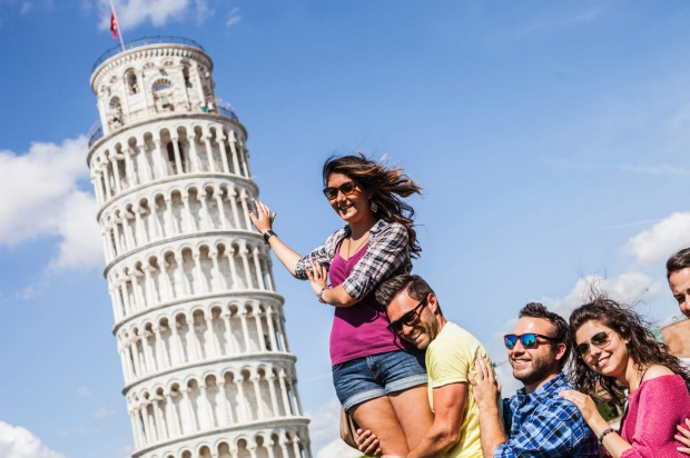 Pisa: Overrated.