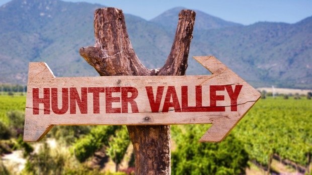 Australia's oldest wine region - Hunter Valley.