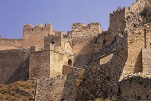 Acrocorinth, Corinth, Pelopponese, Greece.