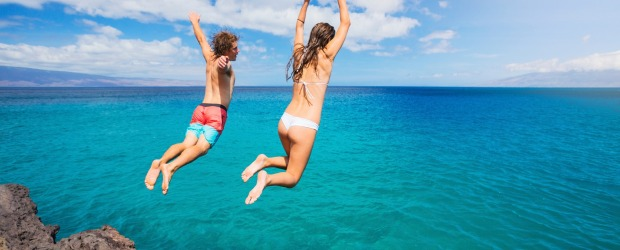 Ever wondered why a trip to the sea makes you so happy? Science has the answer.