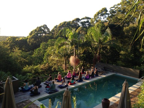 Radiance Retreats Byron Bay: Renowned Byron yogi and author Jesse Chapman runs yoga cleansing retreats in Australia's ...
