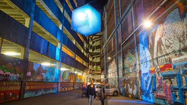 New Zealand's capital, Wellington, offers plenty of surprises along its many laneways.