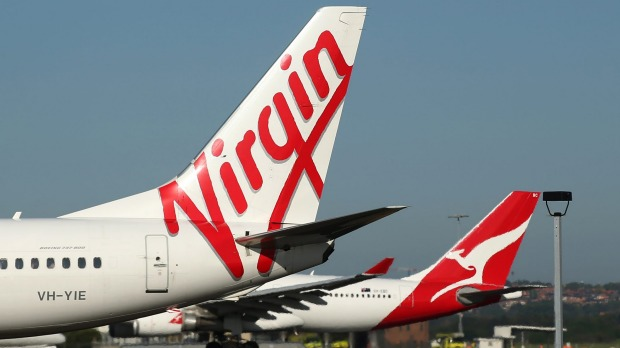 If you're dumped from an overbooked flight in Australia there is no statutory compensation.