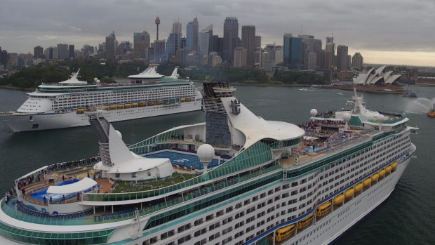 More Than A Million Went Cruising In 2015