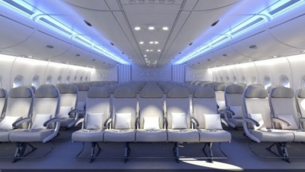 Airbus reconfigures A380 seating plan to squeeze fifth seat ...