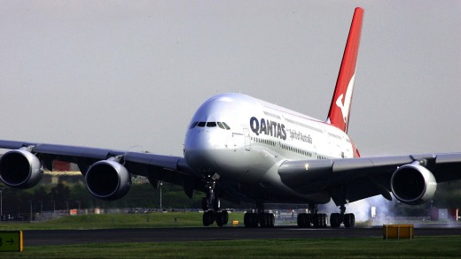 Qantas has been named the world's safest airline again.